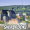Image of the city of Sherbrooke